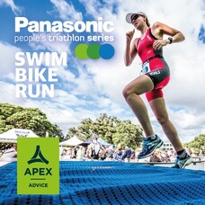 Tri something new! Panasonic People's Triathlon